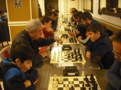 Torneo Ajedrez Reyes Casino Cultural Estepa 02