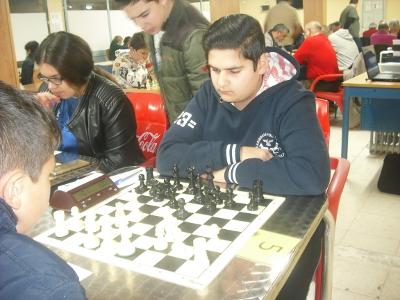 Campeonato Provincial Cordoba Ajedrez sub-18 2018