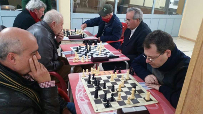 Campeonato Provincial Cordoba Veteranos 2018