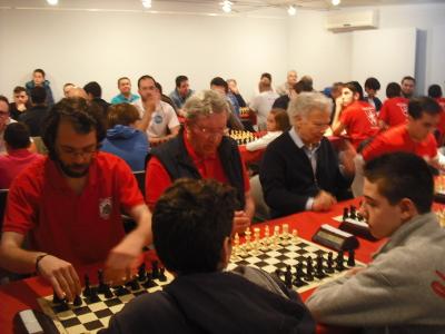 Campeonato Provincial por Equipos de Ajedrez Rapido Cordoba 2018