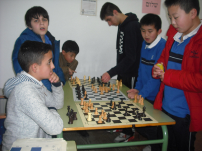 Torneo Ajedrez IES Manuel Reina Puente Genil 2018