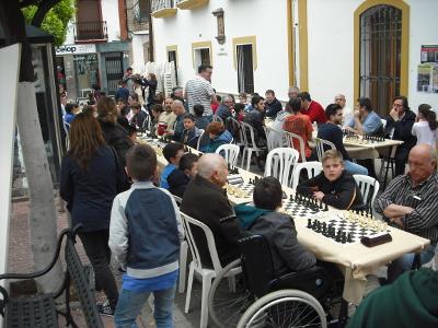 Torneo de Ajedrez «Paco El Cura» en Fuente Palmera 2018