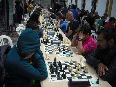 Torneo Ajedrez Paco El Cura Fuente Palmera 2018
