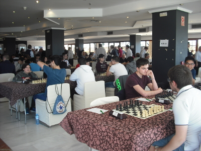 Campeonato de Andalucia de Veteranos 2018