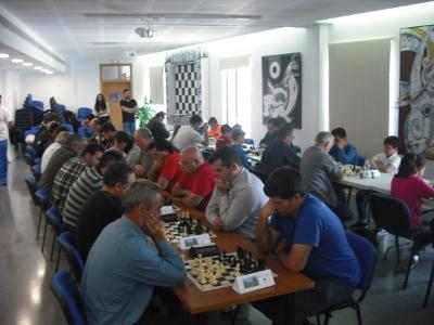 Torneo Ajedrez Museo-Estudio Francisco Poyato Zuheros 2018 1