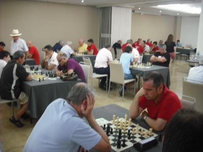 Campeonato de Cordoba de Ajedrez Activo 2018