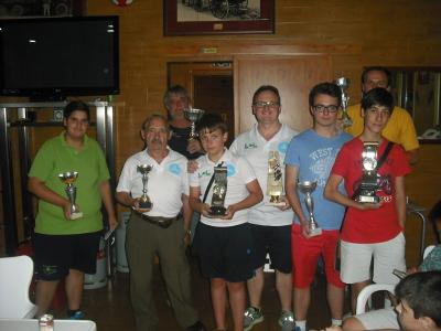 Torneo Ajedrez Villa Puente Genil 2018