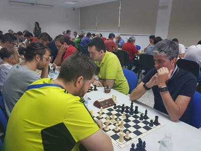 Torneo Ajedrez Feria Puente Genil 2018