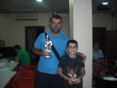 Torneo Ajedrez Villa Rapido Puente Genil 2018