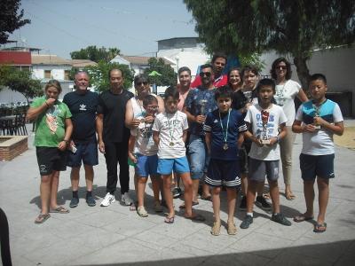 Torneo Ajedrez Virgen Rosario Palomar 2018 1