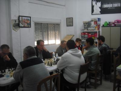 Torneo Ajedrez Provincial Cordoba por Equipos Absoluto 2018 ronda 4