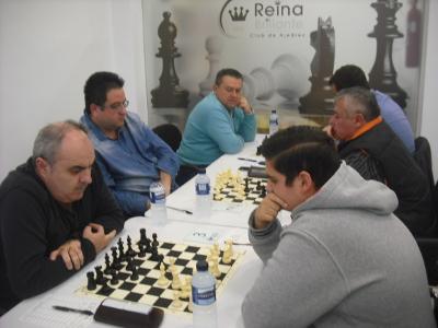 Torneo Ajedrez Provincial Cordoba por Equipos Absoluto 2018 ronda 5