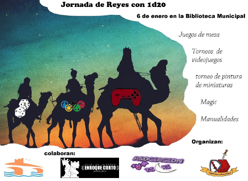 Jornada Juegos Dia de Reyes Puente Genil 2019 01
