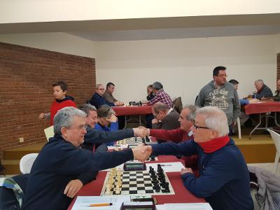 Campeonato Provincial Cordoba Veteranos supra-50 y supra-65 2019