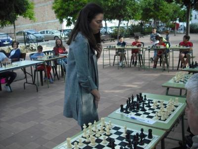 Simultanea Ajedrez Herrera 2019