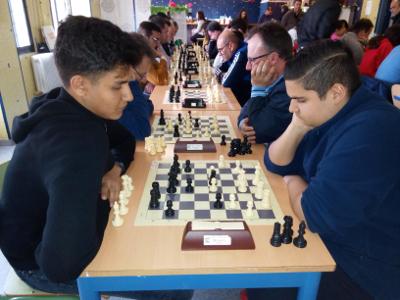 Torneo Ajedrez IES Aguilar y Cano Estepa 2019