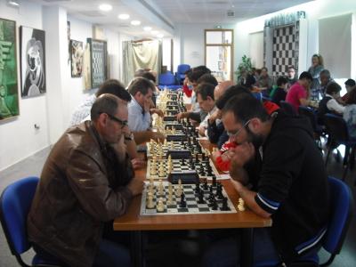 Torneo Ajedrez Museo-Estudio Francisco Poyato Zuheros 2019