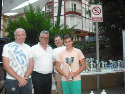 Ajedrez Gigante Paseo Romeral Semana Deporte Puente Genil 2019