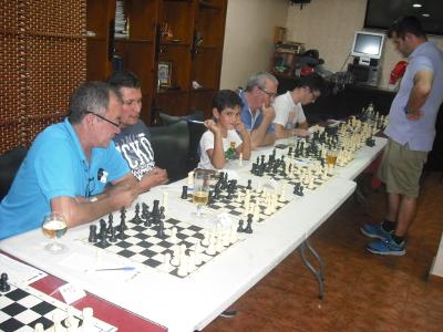 Simultanea Ajedrez Semana Deporte Puente Genil 2019