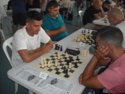 Open Ajedrez Villa de Carcabuey 2019