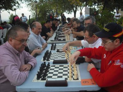 Torneo Ajedrez Monturque Gran Batalla de Munda 2019