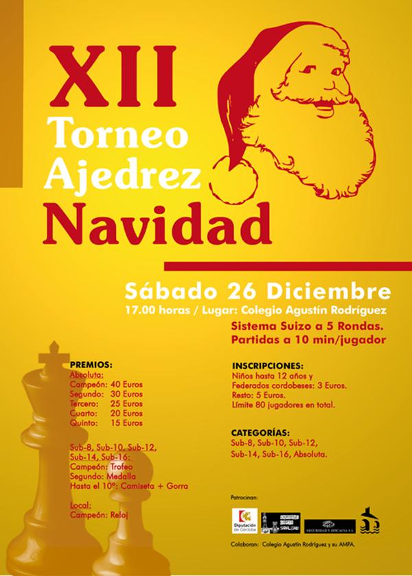 Torneo de Ajedrez de Navidad 2009