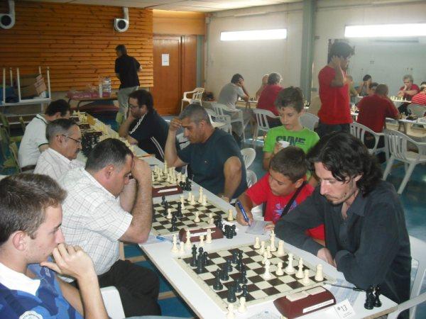 Torneo Ajedrez Campiña 2010