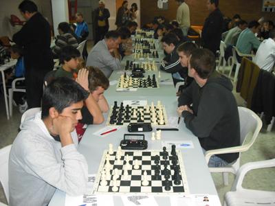 3ª ronda del Campeonato Provincial de Ajedrez por Equipos 2010/2011