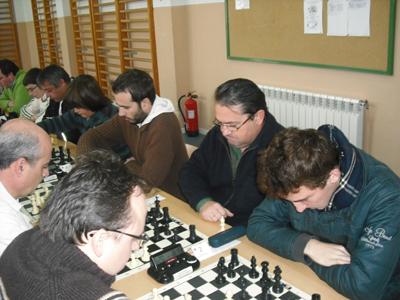 Clasificación XIII Torneo de Ajedrez de Navidad de Puente Genil 2010