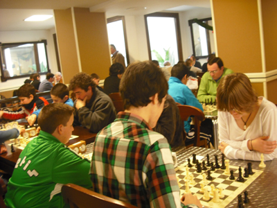 Torneo de Ajedrez Casino de Estepa 2011