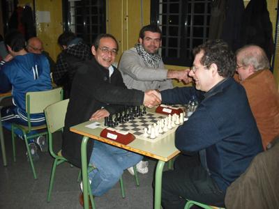 Torneo Ajedrez IES Aguilar y Cano Estepa 2011