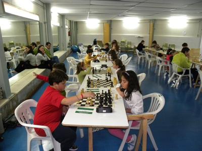 Juegos Deportivos Municipales de Ajedrez 2011