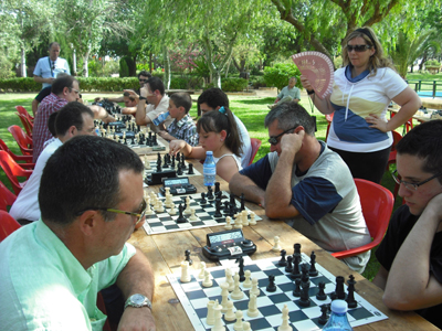 Torneo de Ajedrez Feria de San Pedro de La Roda de Andalucía 2011