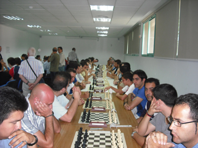 Clasificación XXIV Torneo de Ajedrez Feria Real Puente Genil 2011