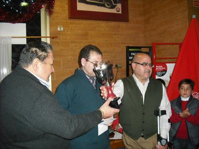 Torneo Ajedrez Open de Navidad 2011