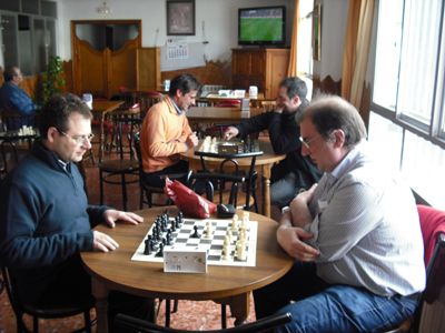 Torneo Ajedrez El Cañal Estepa 2012