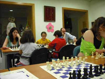 Torneo Ajedrez Virgen Desamparados Puente Genil 2012