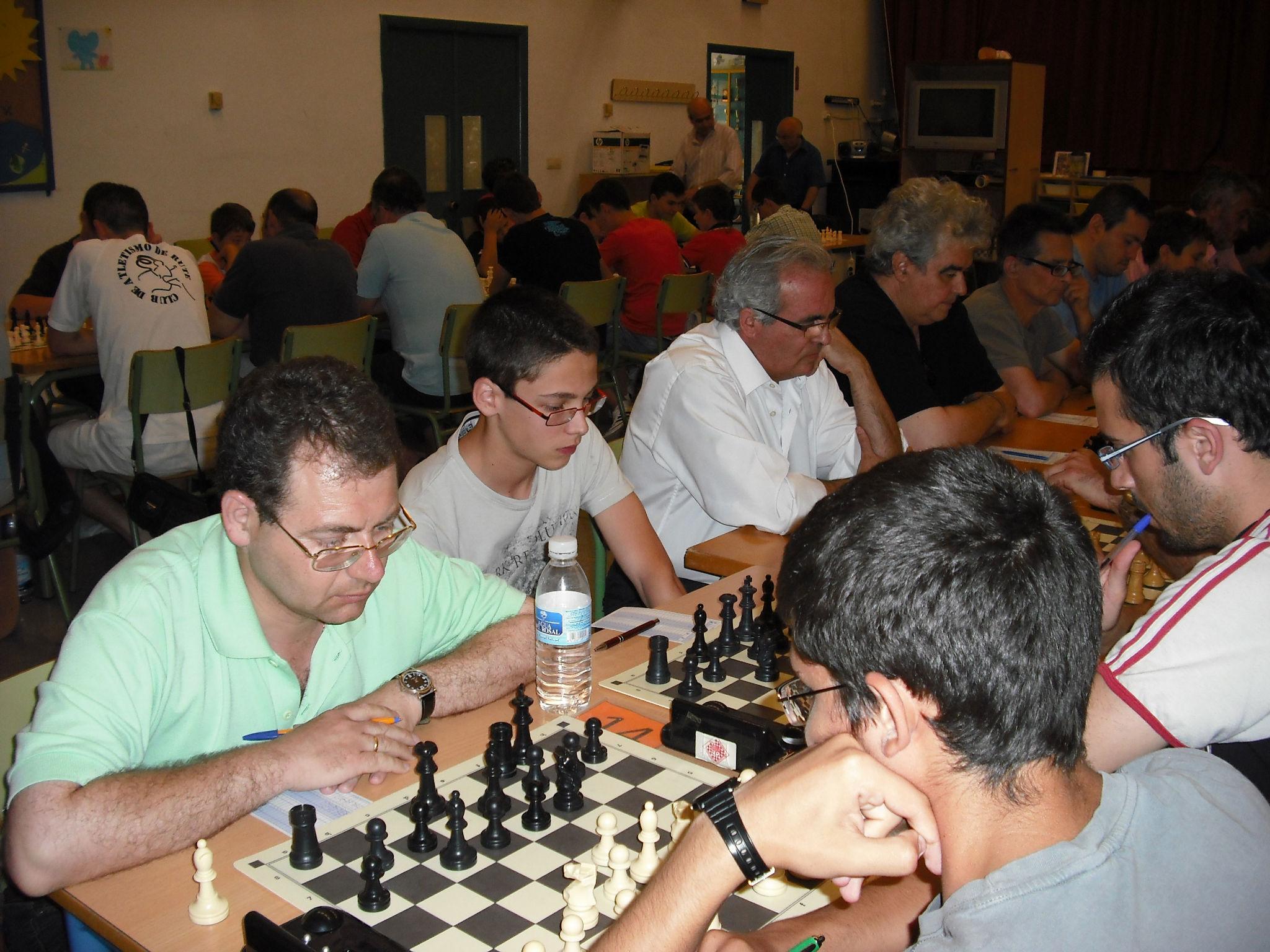 Torneo de Ajedrez Campiña-Subbética-Guadajoz 2012