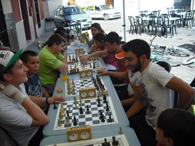 Torneo Ajedrez Miragenil Puente Genil 2012