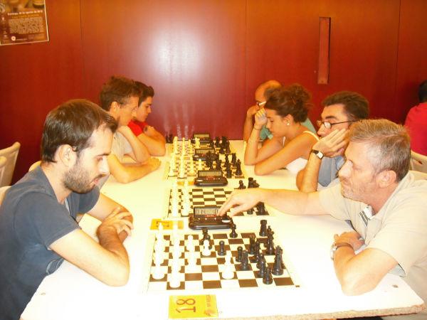 Torneo Ajedrez Ciudad del Vino Montilla 2012