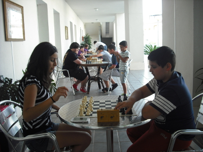 Torneo Ajedrez Virgen Desamparados 2014