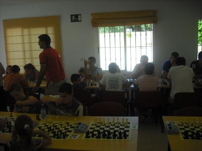 Torneo Ajedrez Feria San Pedro La Roda de Andalucia