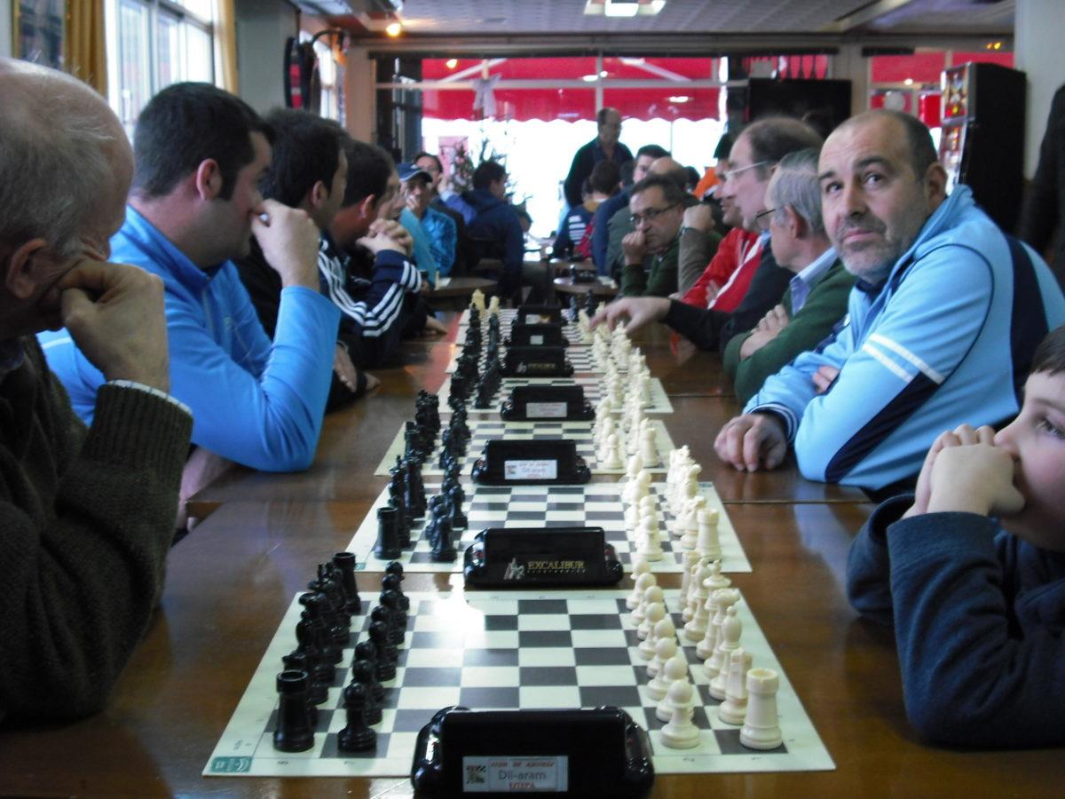 Torneo Ajedrez Navidad Estepa 2015