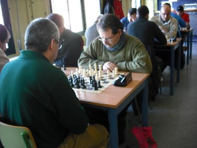 Torneo Ajedrez IES Aguilar y Cano Estepa 2015
