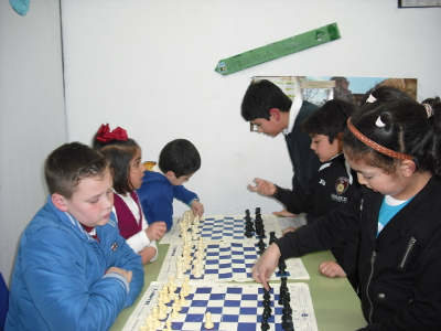 Torneo Ajedrez IES Manuel Reina 2015
