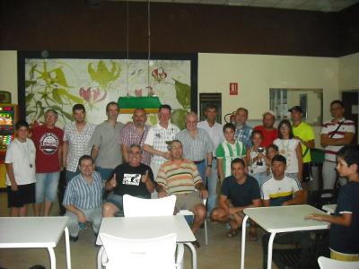 Torneo Ajedrez Emigrante Estepa 2015