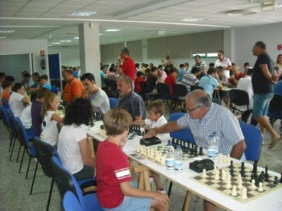 Torneo Ajedrez Feria Puente Genil 2015