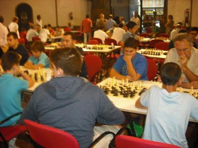 Torneo Ajedrez Ciudad Vino Montilla 2015
