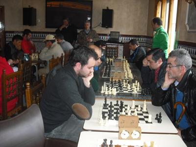 I Torneo de Ajedrez Bar Casa Juani de Baena 2016