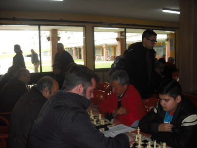 II Open Ajedrez Club Figueroa 2016
